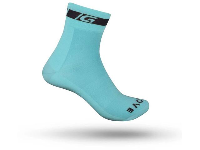 GripGrab Classic Calcetines de corte normal, azul